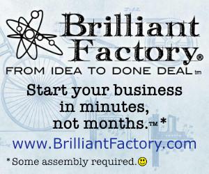 Brilliant Factory business building platform